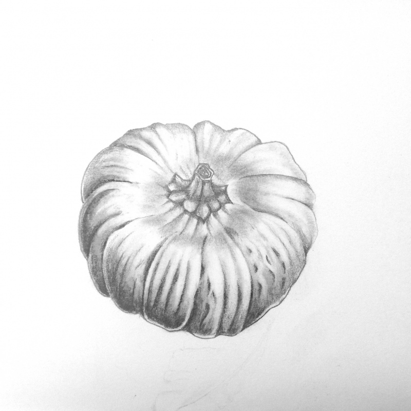pumpkin-little-pencil